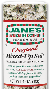 Jane's Krazy Salt